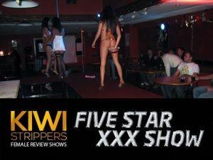 Female Revue Show Prices