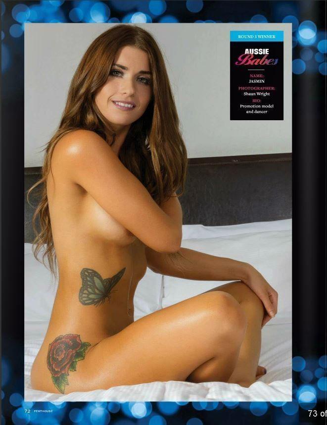Penthouse Model Jasmin