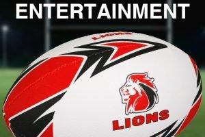 Lions Half Time Entertainment