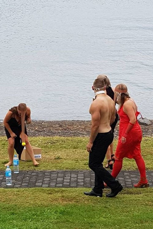 Taupo Hen Party