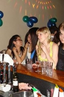 Bar Girls - Hens Parties