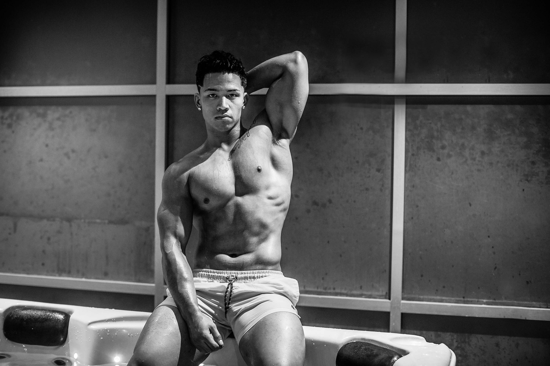 Hamilton Topless Waiters Hen Party Strippers - Karamel
