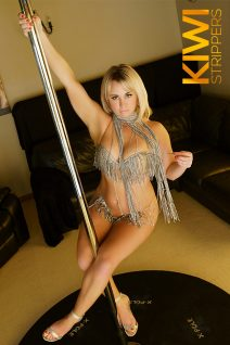 Pole Dancing Stripper - Lucy A