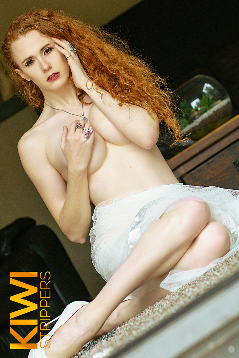 Topless Waitresses - Samantha