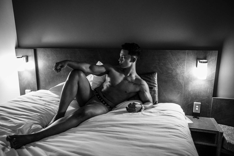 Hamilton CBD Topless Waiters Hen Party Strippers - Karamel