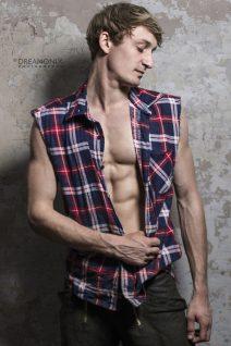 Hamilton Male Strippers - Connor