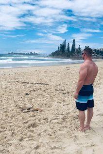 Kiwi Auckland Strippers - TJ