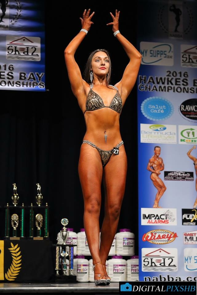Bodybuilding Models - Emilia