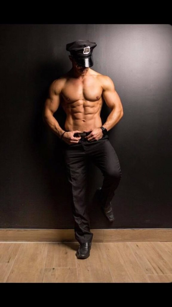 Male Strippers Auckland- Rocky