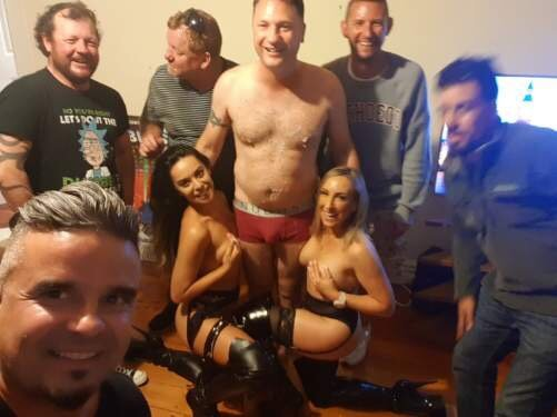 Stag Party Strippers