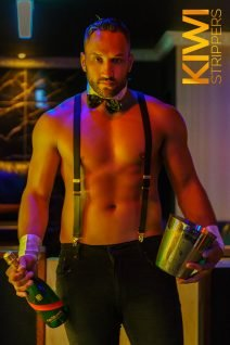 Kiwi Strippers - Jay