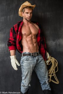 Male Strippers - Zak