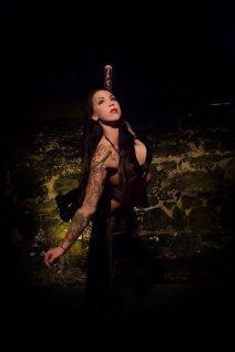 Queenstown Strippers - Mikki Wild - Pole Dancing