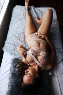 Nude Hostess - Trinity Sharp