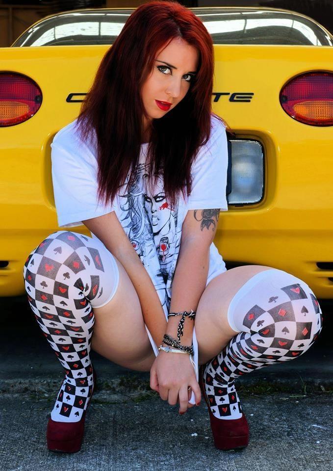 Promo Model - Callie-Anne