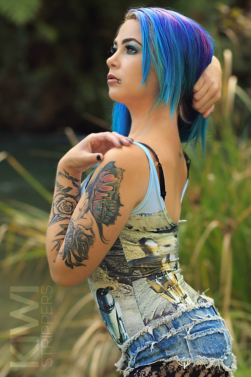 Auckland Promotions - Jade Jean