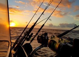 Stag Do Auckland Prices - 24hr Fishing Package