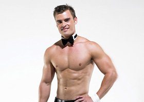 Topless Apron Waiter Prices - 2hrs - 1 Apron G-String Waiter