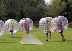 Wellington Stag Do Prices - Wellington Bubble Soccer