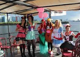 Hen Party Transport Prices - Auckland Hens Do Boat Cruise