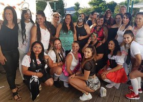 Hen Party Dancing Prices - Auckland Hens Do Twerk Party