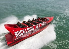Stag Do Auckland Prices - Auckland Jetboating