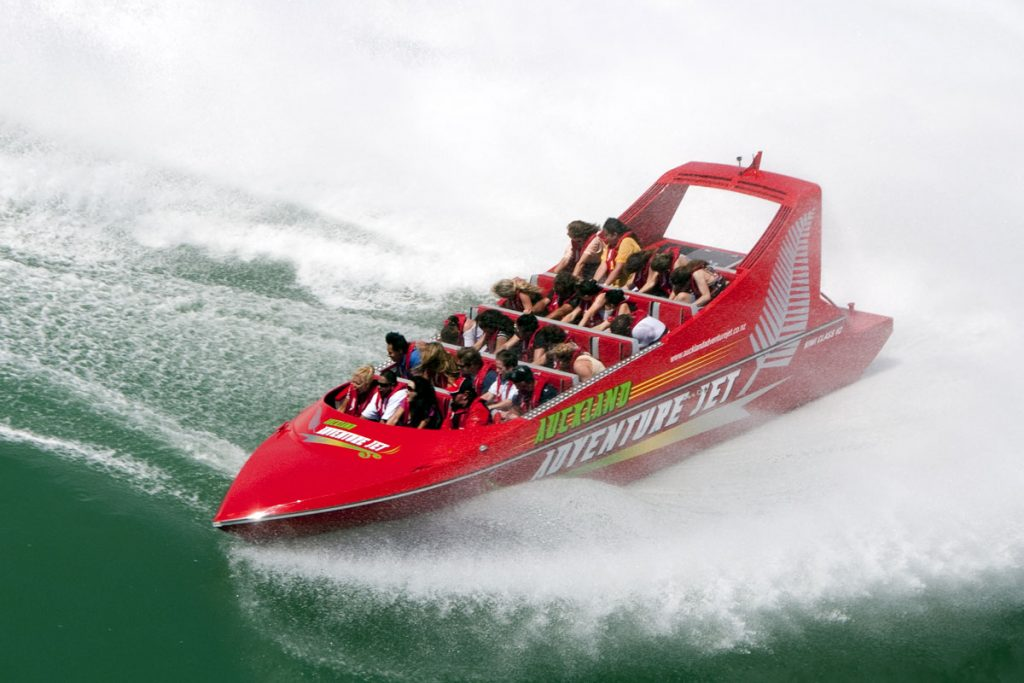 Auckland Jetboating