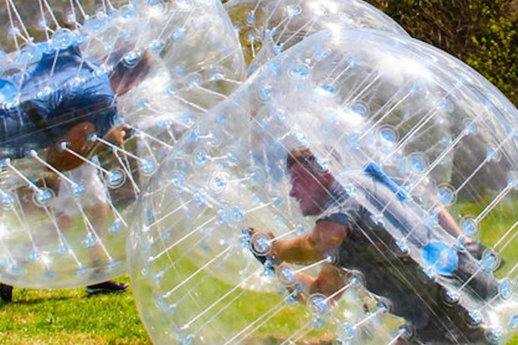 Wellington Bubble Soccer
