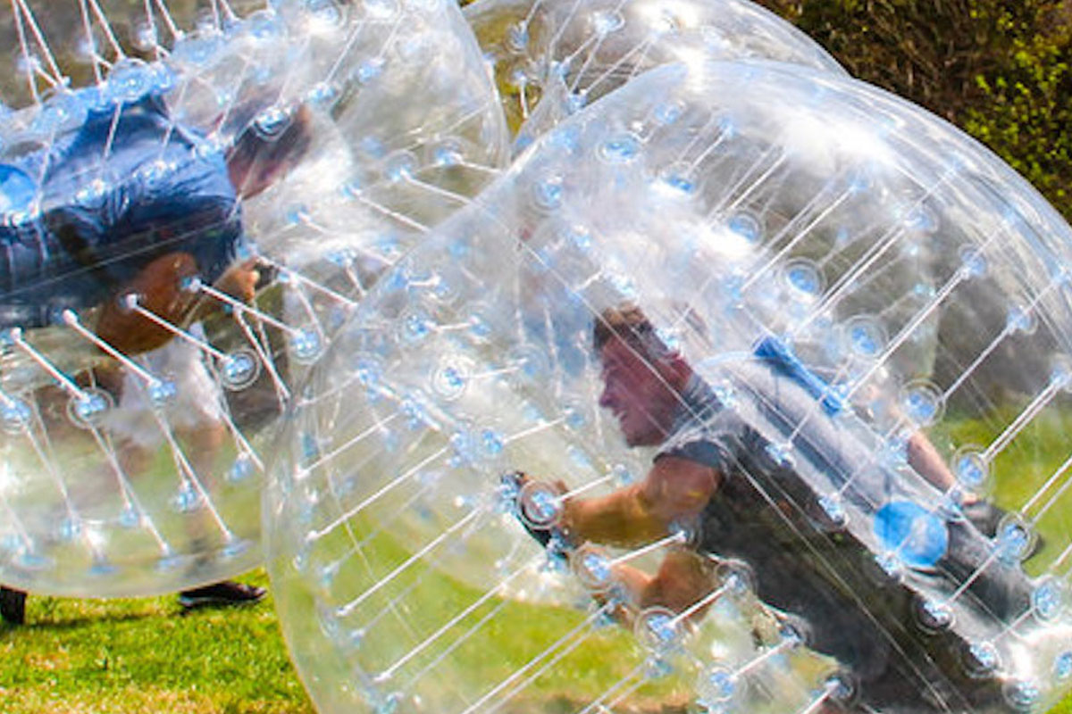 Wellington Bubble Soccer
