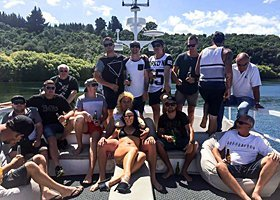 Taupo Stag Do Prices - Taupo Deluxe BYO Boat Cruise