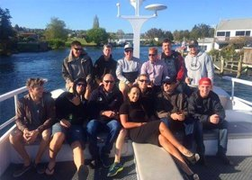 Boat Cruise Prices - Taupo Deluxe Stag Boat Cruise