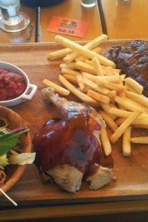 Food - Bar Africa