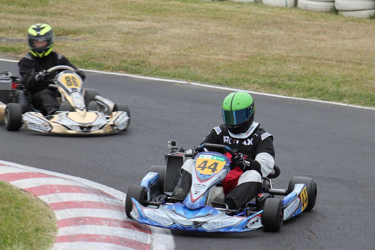 Wellington Go Karting