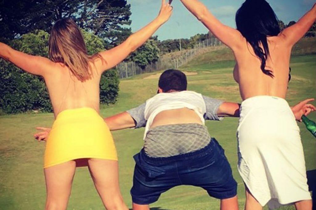 Tauranga Golf Day