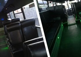 Hen Party Transport Prices - Hamilton Hen Party Bus