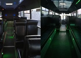 Party Bus Prices - Hamilton Stag Party Bus