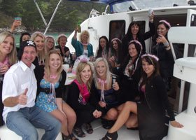 Hen Party Transport Prices - Wellington Hen Boat Cruise