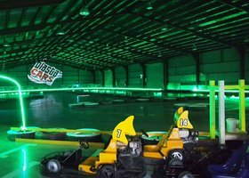 Stag Do Hamilton Prices - Indoor Stag Go-Kart