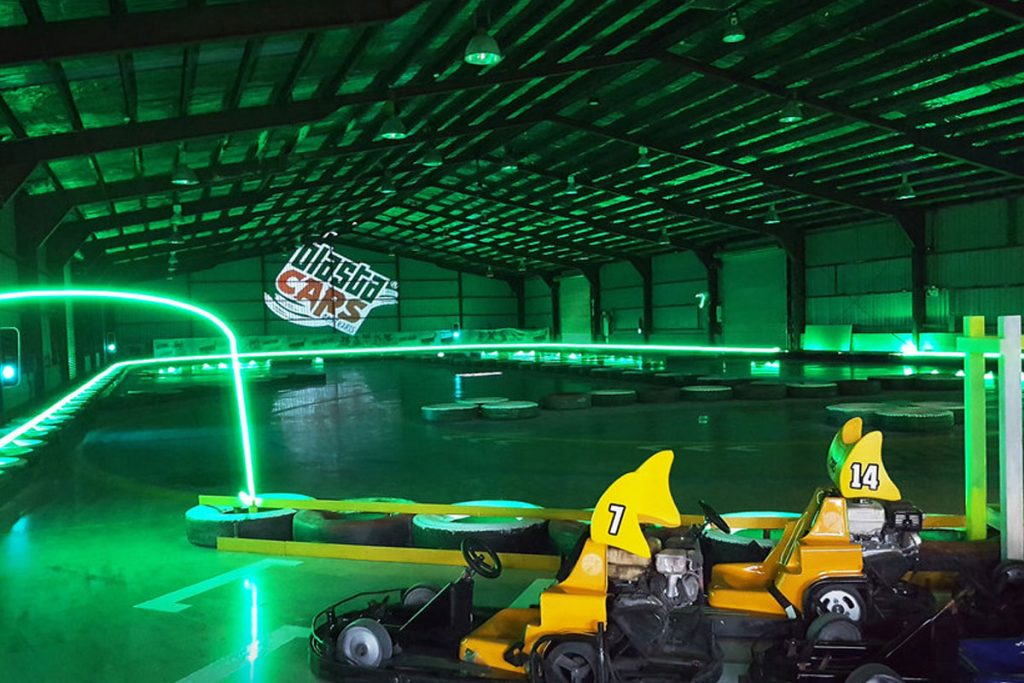 Indoor Stag Go-Kart