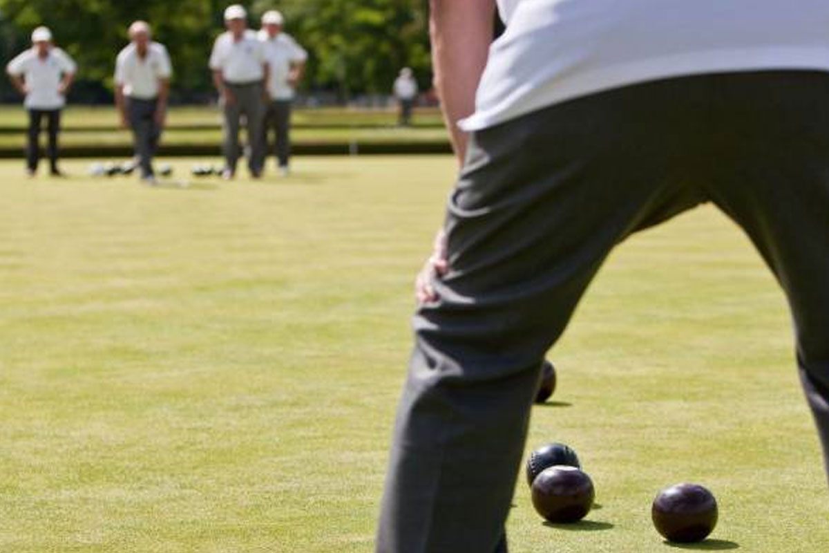 Wellington Lawn Bowls