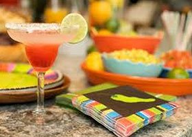 Hen Party Food Prices - Wellington Hens Do Margarita Class