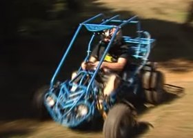 Stag Do Hamilton Prices - Off-Road Kart Stag Package