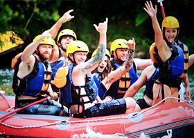 Taupo Stag Do Prices - Rafting Adventure Taupo