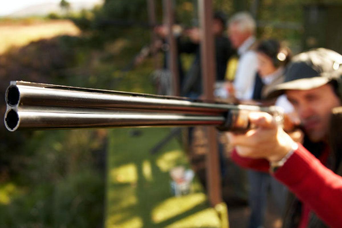 Rotorua Clay Bird Shooting