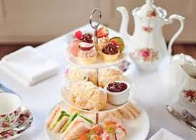 Hen Party Food Prices - Rotorua High Tea