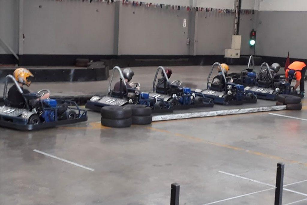 Drift Kart Combo