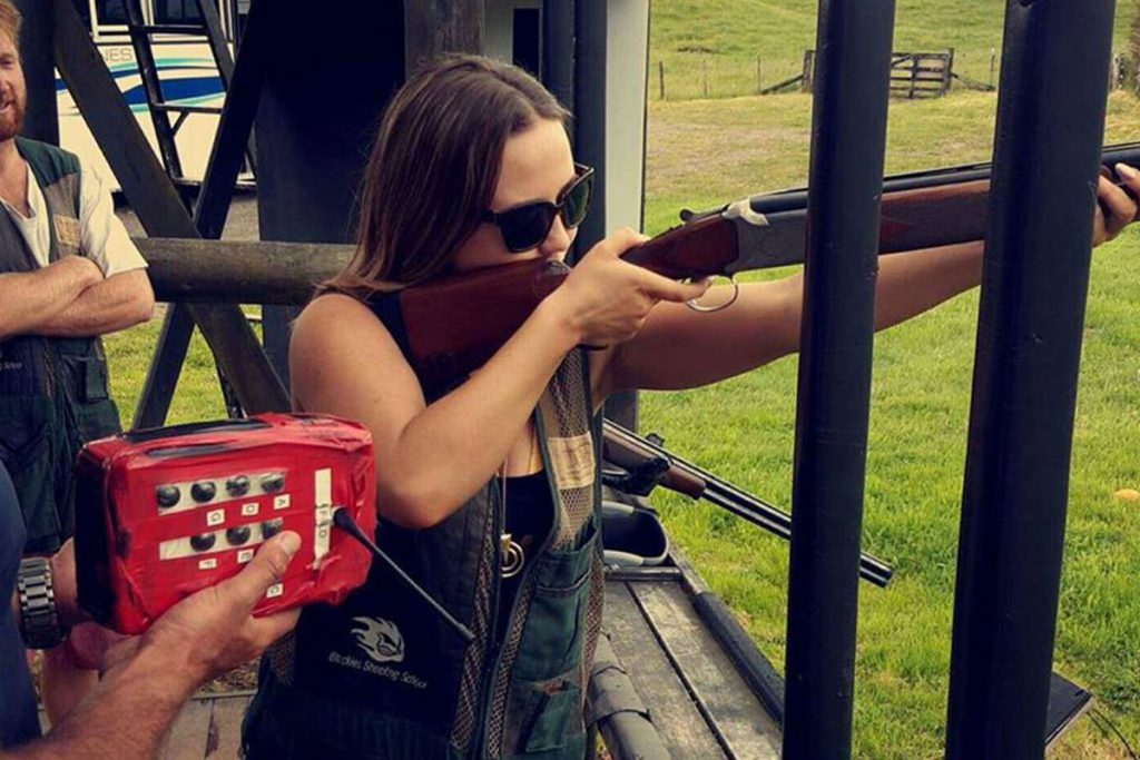 Clay Shooting Stag Do