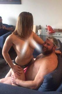 Full Nude Strip with bodyslide xxx