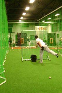 Stag Do Indoor Cricket