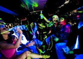 Party Bus Prices - Tauranga Deluxe Hen Party Bus